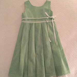 Ralph Lauren Seersucker Dress